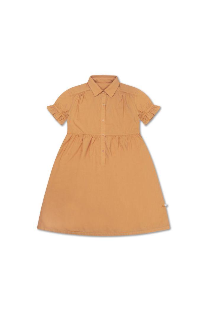 Repose AMS Dreamy Dress Latte_1