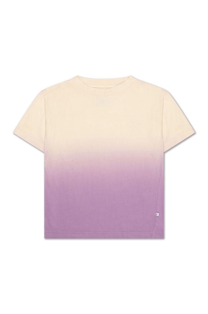 Repose AMS Tee Shirt Sandy Lilac Tie Dye_1