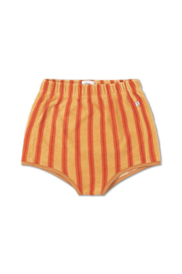 Repose AMS Mini Short Sandy Sand Red Stripe_1