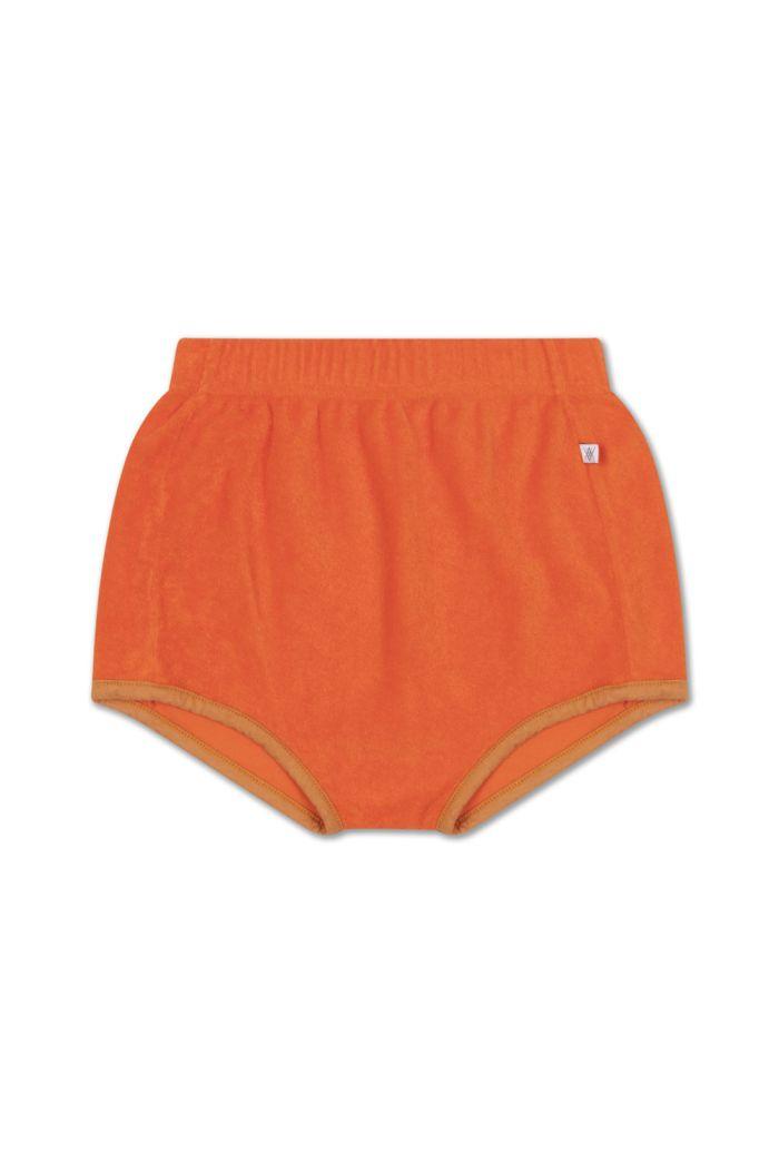 Repose AMS Mini Short Orange Red_1