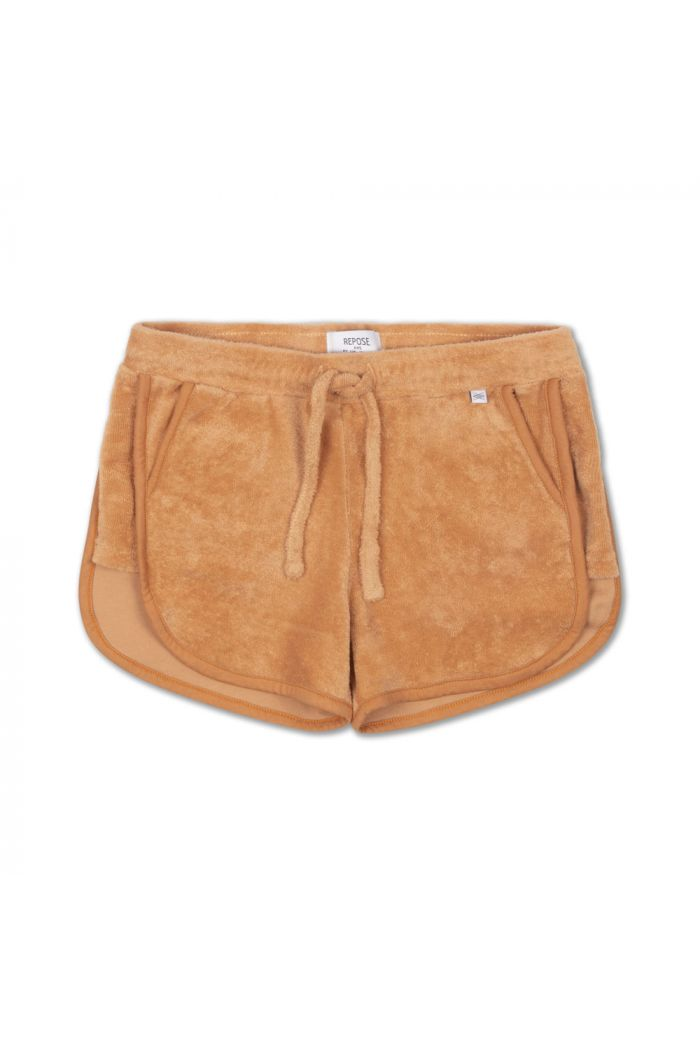 Repose AMS Sporty Short Warm Tawny_1