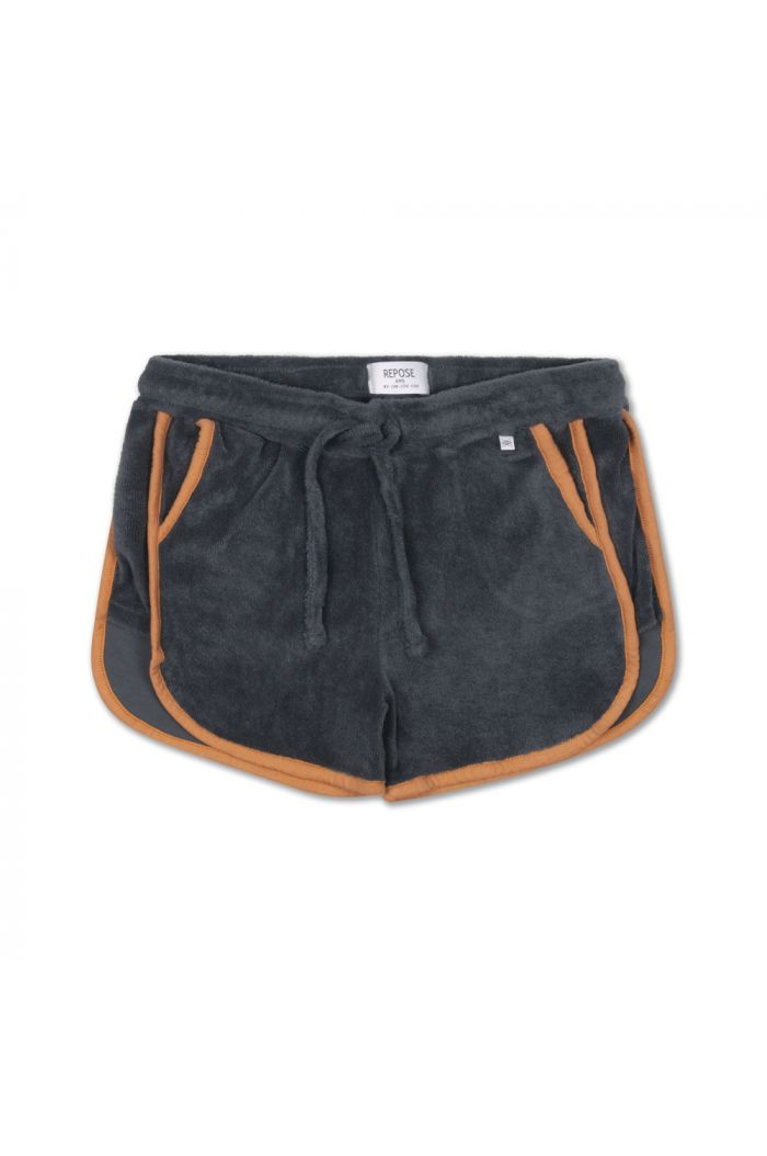 Repose AMS Sporty Short Midnight Grey_1