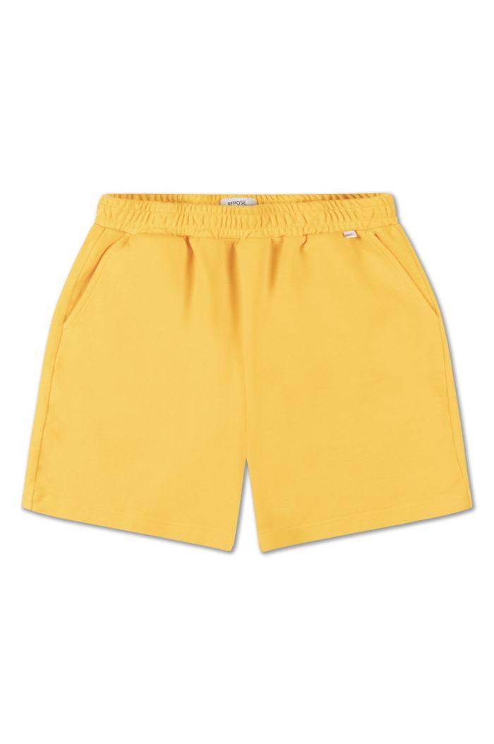 Repose AMS Sweat Short Golden Cream_1