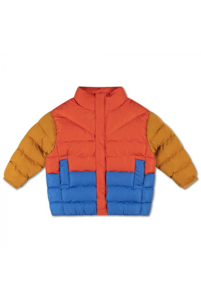 Repose AMS Puffer Coat Color Block_1