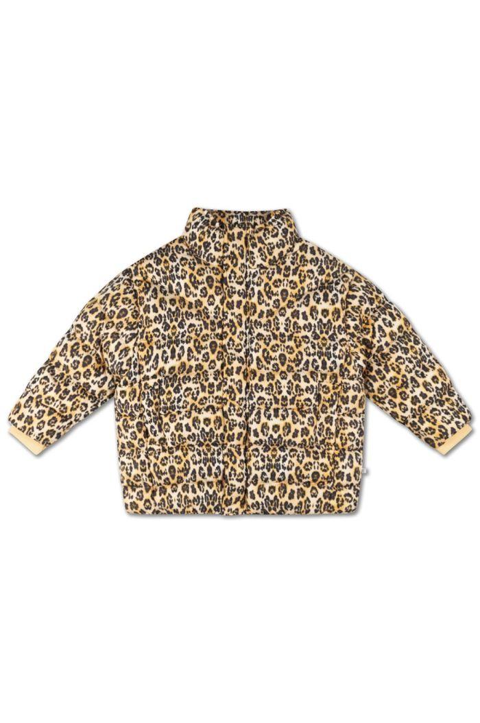 Repose AMS Puffer Coat Leopard Glitch_1