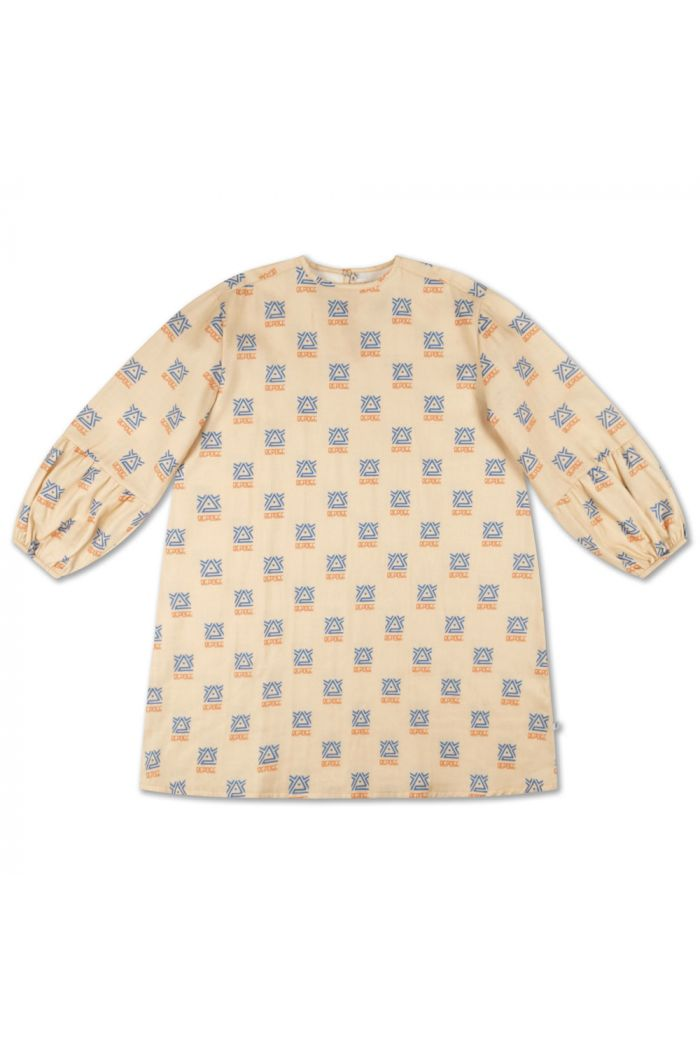 Repose AMS Cloudy Dress Repose All Over Print_1