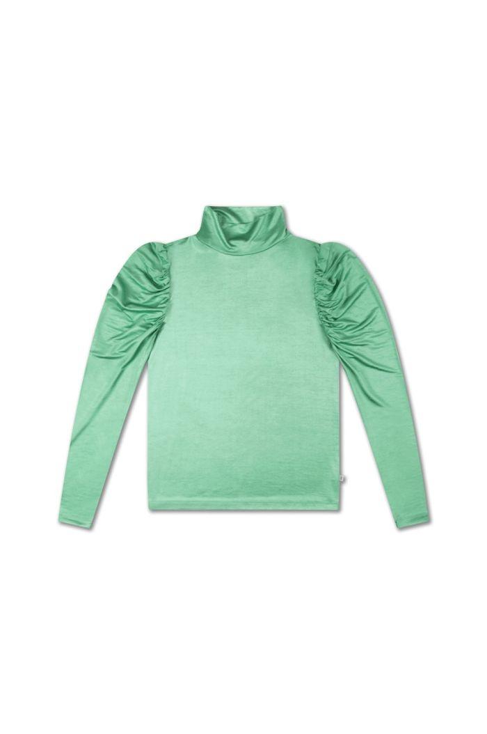 Repose AMS Turtle Neck Magic Green Shine_1