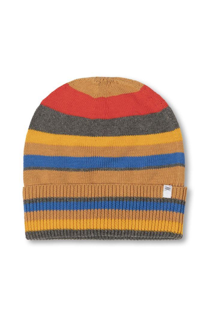 Repose AMS Knit Hat Multi Stripe_1