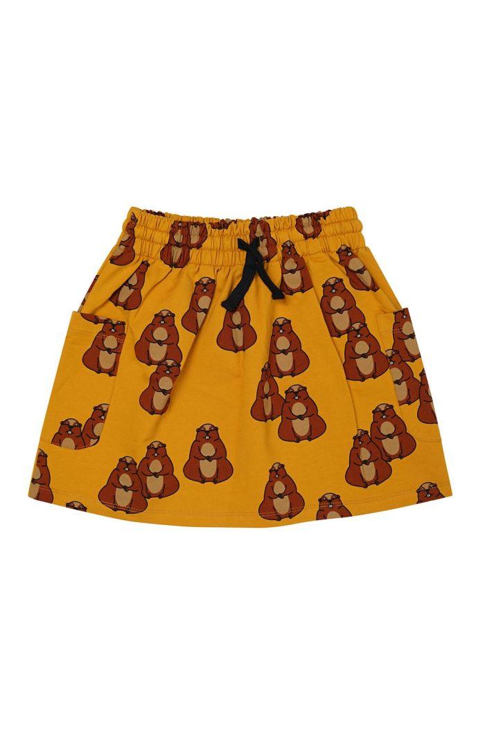 CarlijnQ Skirt With Pockets Alpine Marmot_1
