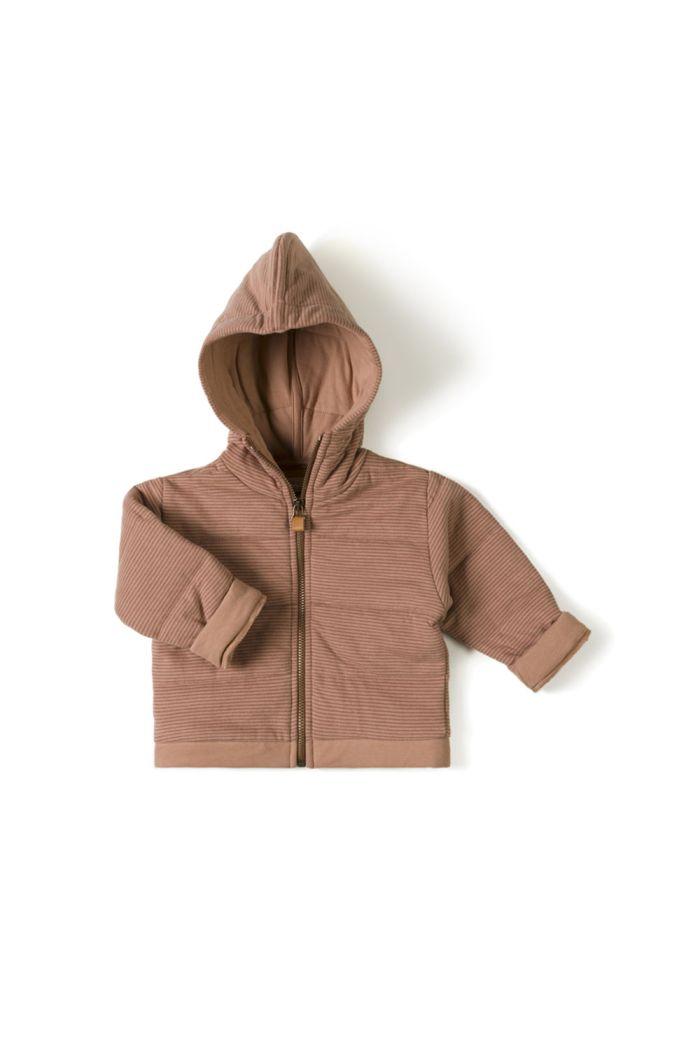 Nixnut Baby Jacket  Jam Stripe_1