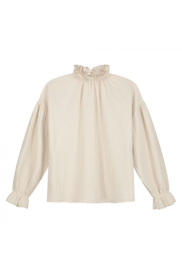 Daily Brat Holly top Ivory_1