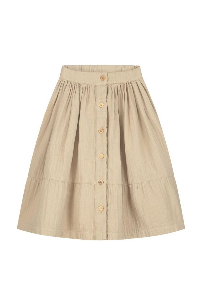 Daily Brat Zena skirt Summer Sand_1