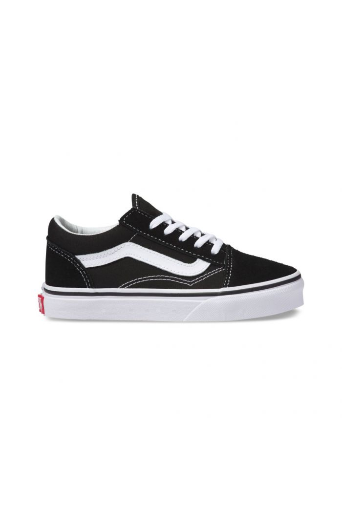 Vans Old Skool Laces Black/White