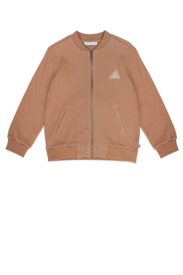 Ammehoela Ollie Jacket Camel