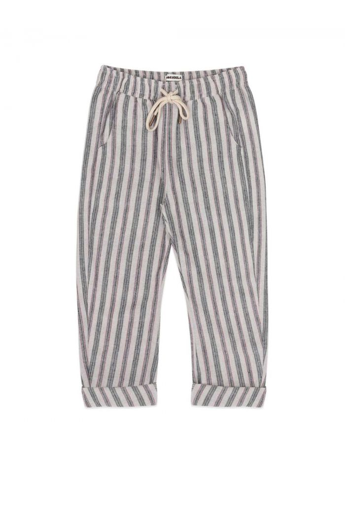 Ammehoela Harley Pants Egg stripe