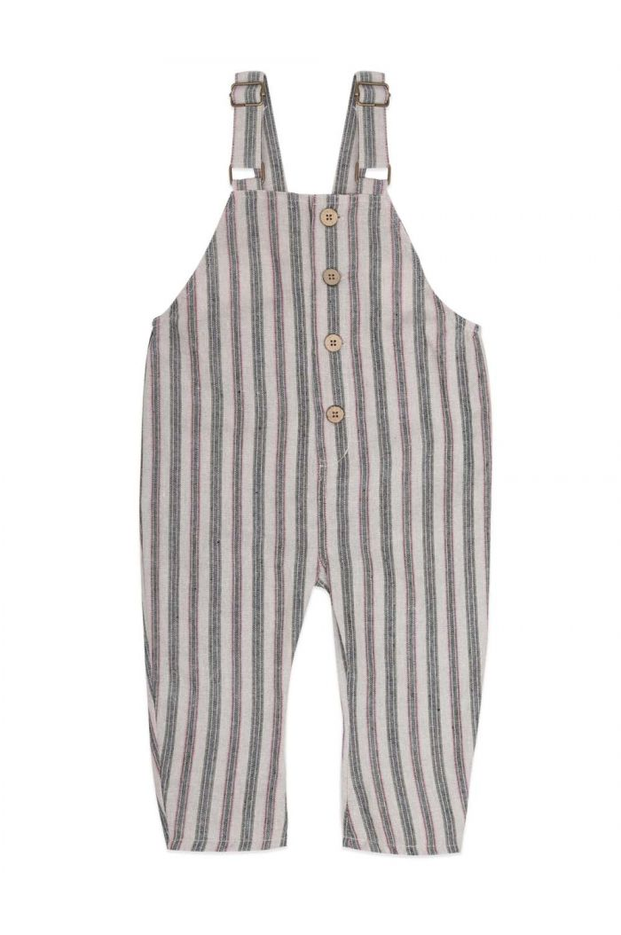 Ammehoela Marley jumpsuit Egg stripe