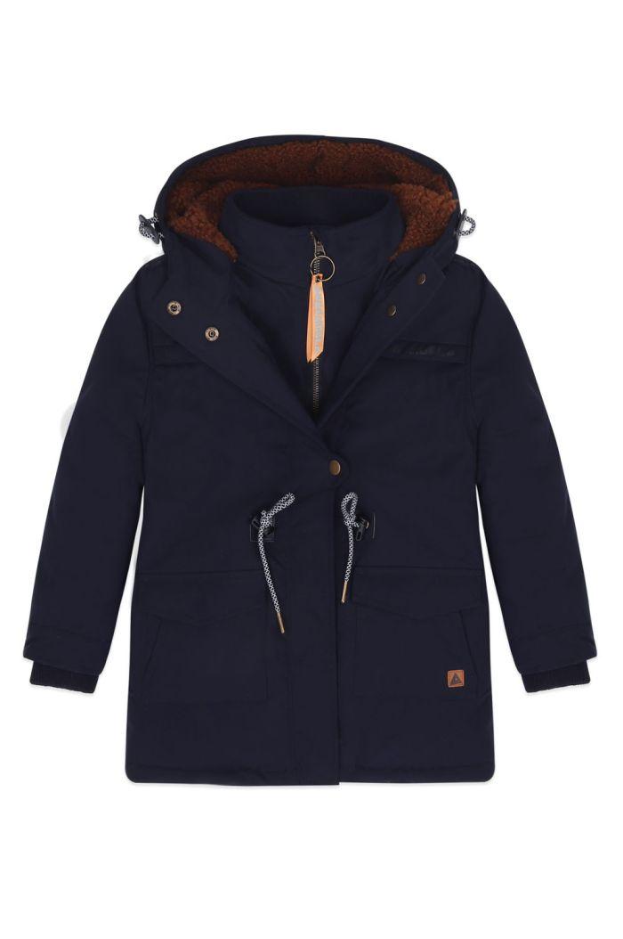 Ammehoela Storm jacket Navy_1