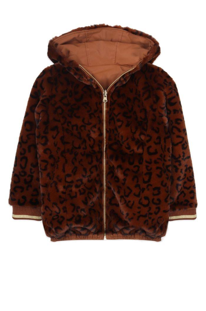 Ammehoela Lola jacket Brown-leopard_1