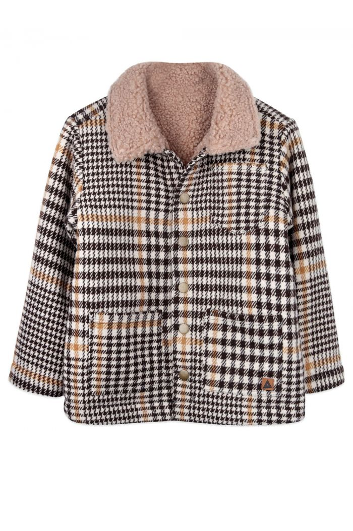 Ammehoela Tom jacket Off-White-Check_1