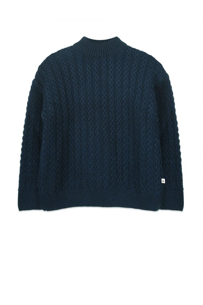 Ammehoela Noah sweater Navy_1