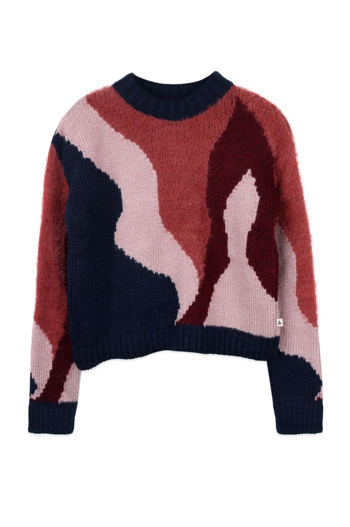 Ammehoela Roxie sweater Multicolor_1