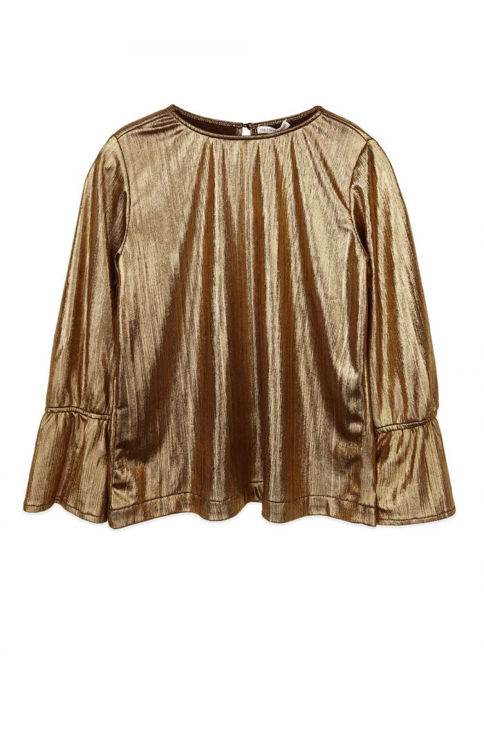 Ammehoela Olive top Gold_1