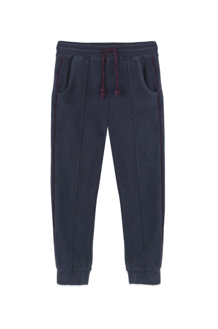 Ammehoela Jaxon sweatpants Deep-Blue_1