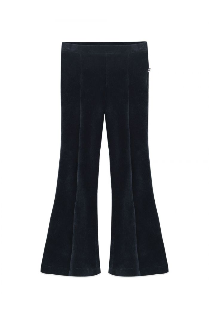 Ammehoela Liv flared pants Deep-Blue_1