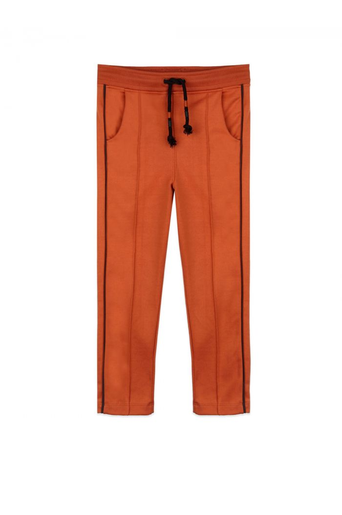 Ammehoela Jax trackpants Bombay-Brown_1