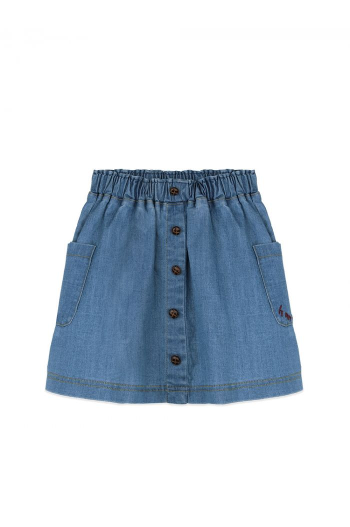 Ammehoela Flynn skirt Denim-Blue_1