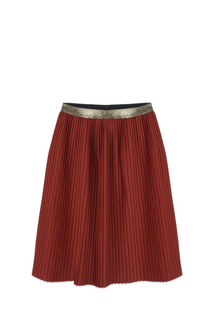 Ammehoela Romee Skirt Brick_1