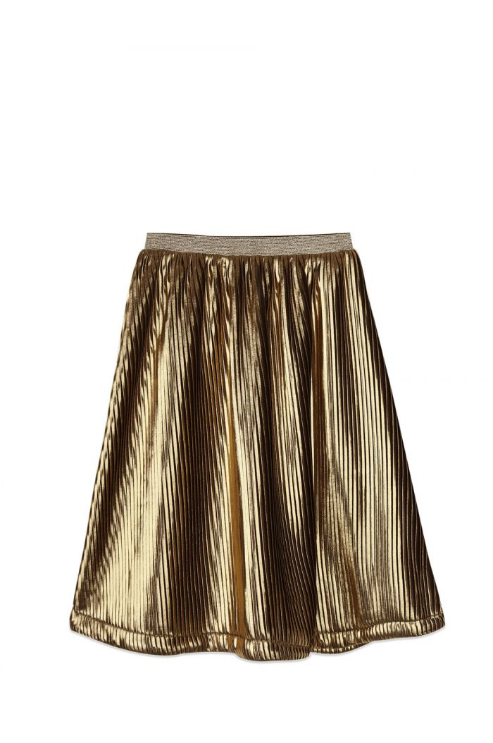 Ammehoela Romee Skirt Gold_1