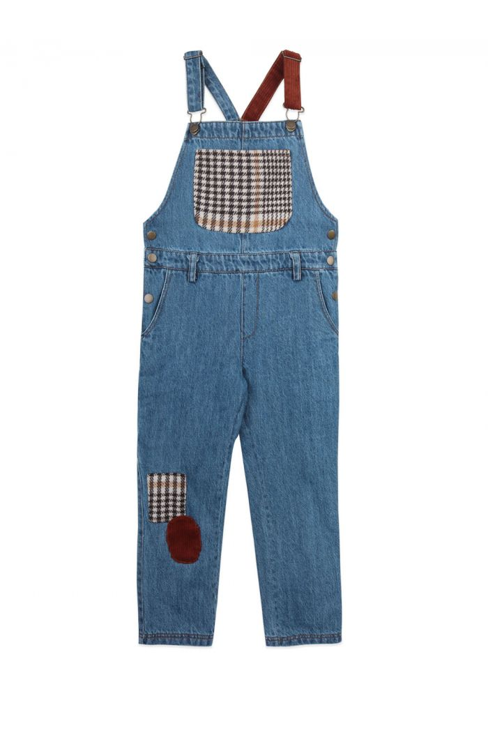 Ammehoela Dungaree Denim-Blue_1