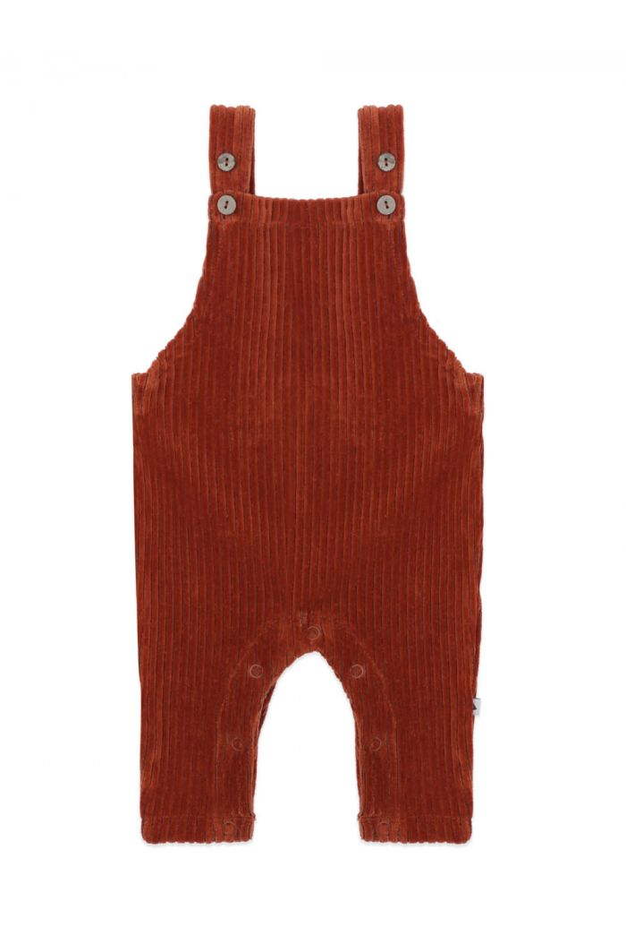 Ammehoela Dunde dungaree Bombay-Brown_1