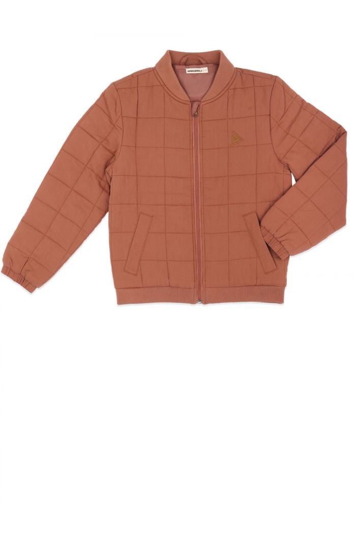 Ammehoela Dexx Jacket Warm-Terra_1