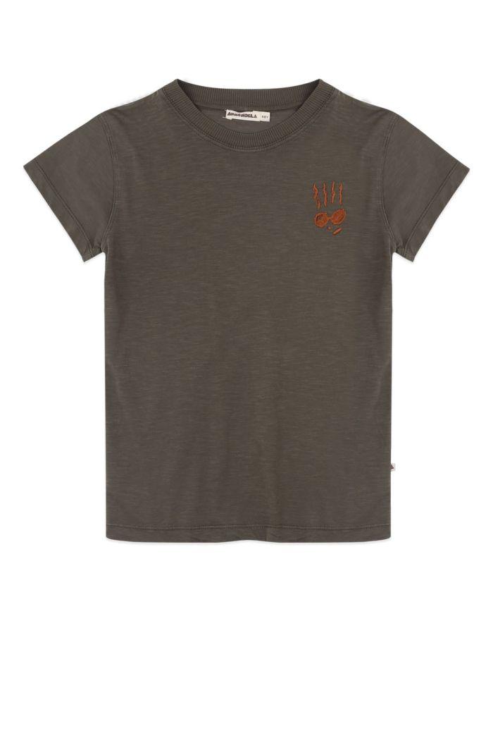 Ammehoela Zoe T-shirt Antra-Army_1