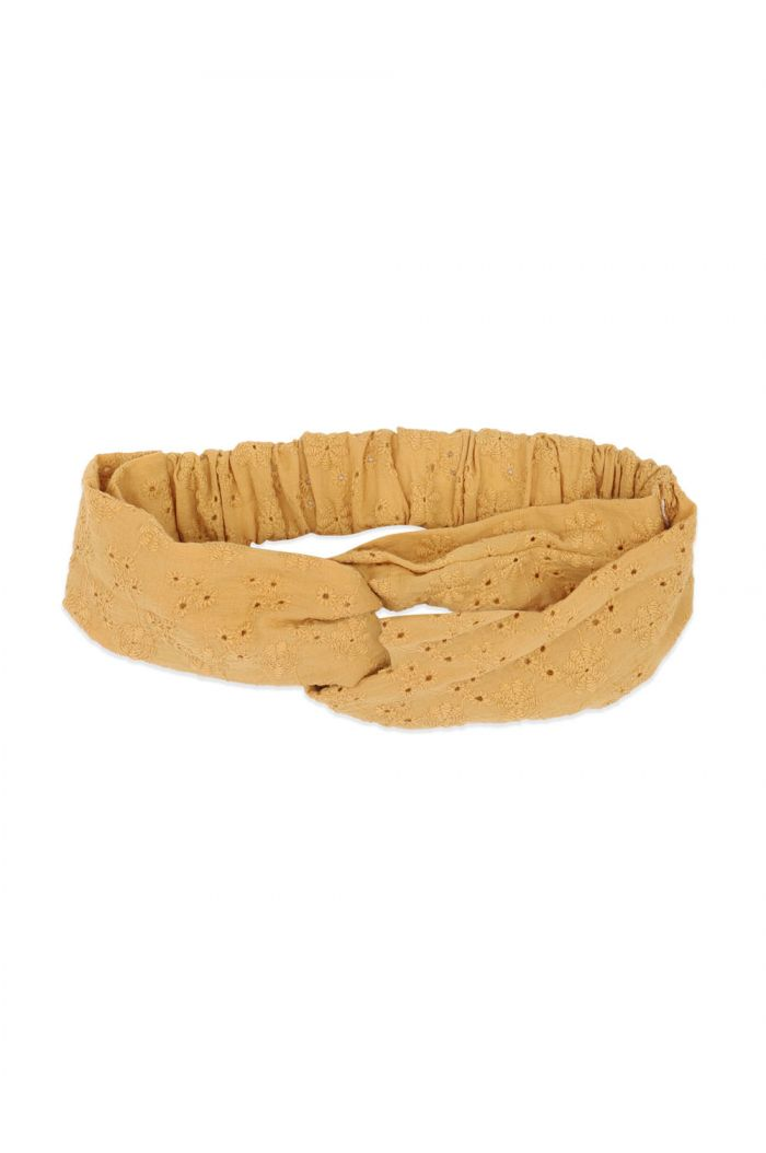 Ammehoela Ivy Headband Mustard-Yellow_1
