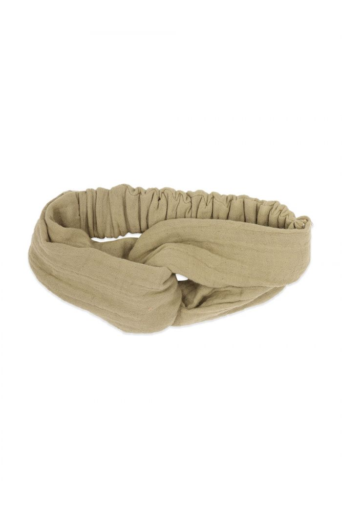 Ammehoela Ivy Headband Mom Grey-Army_1