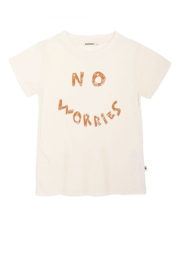 Ammehoela Zoe T-shirt Ivory_1