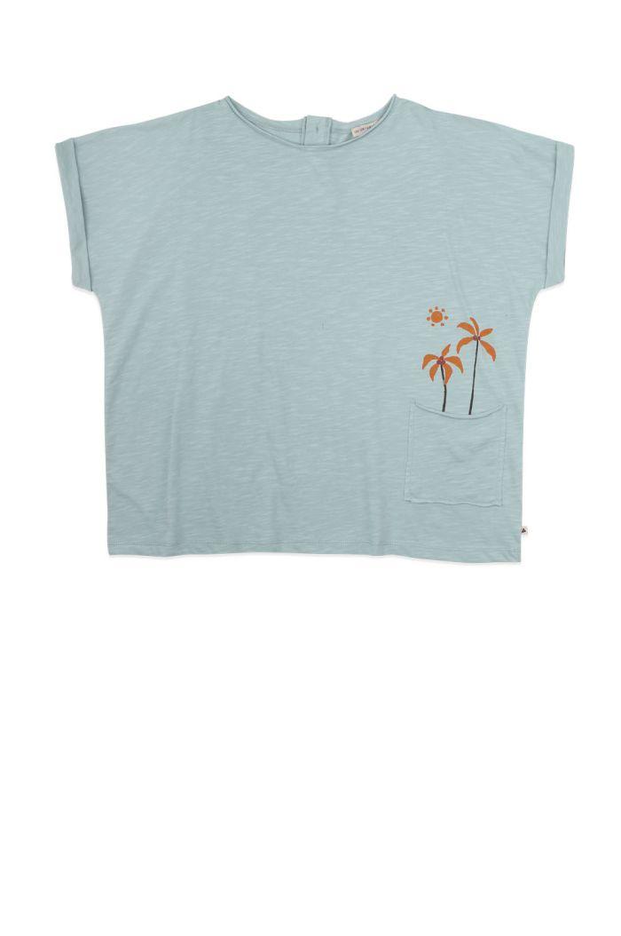 Ammehoela Sunny T-shirt Cloud-Blue_1