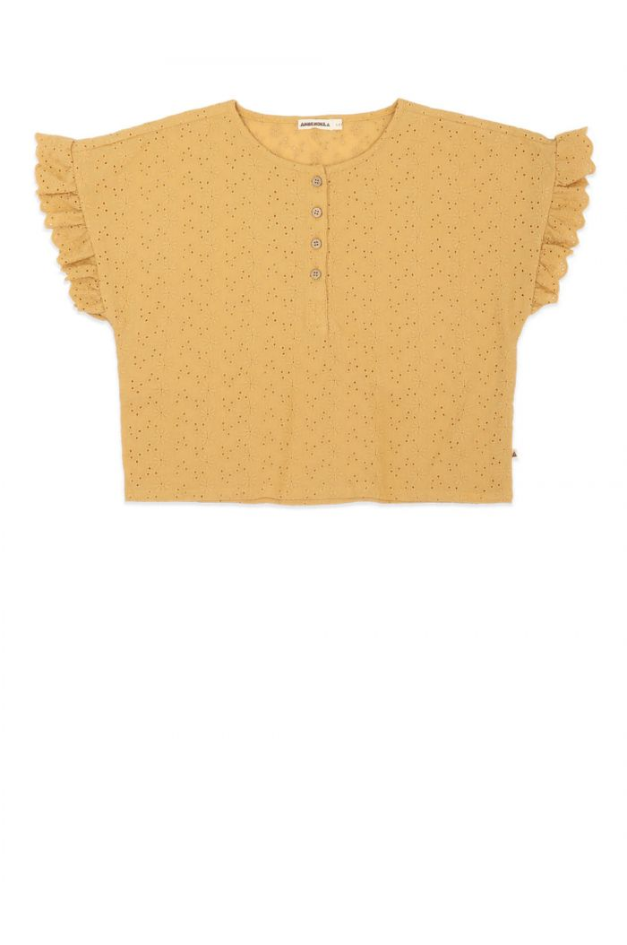 Ammehoela June Top Mustard-Yellow_1