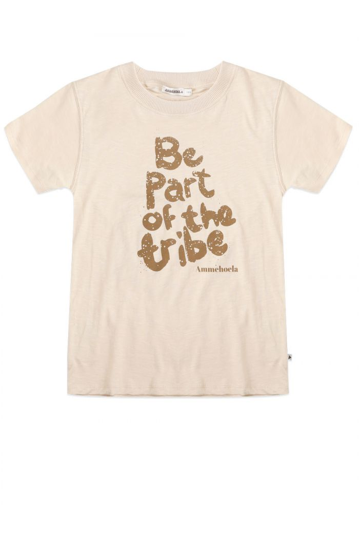 Ammehoela Zoe T-shirt Pebble_1