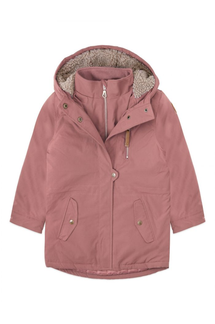 Ammehoela Storm Jacket Old-Pink_1