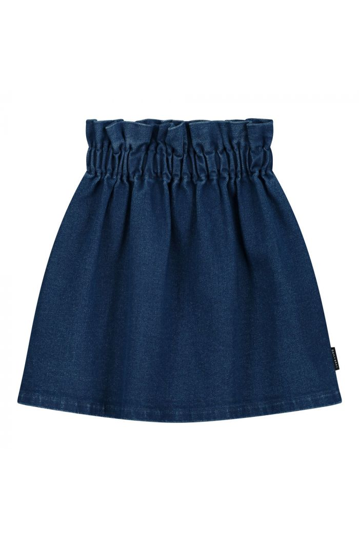 Daily Brat Isley denim skirt Indigo