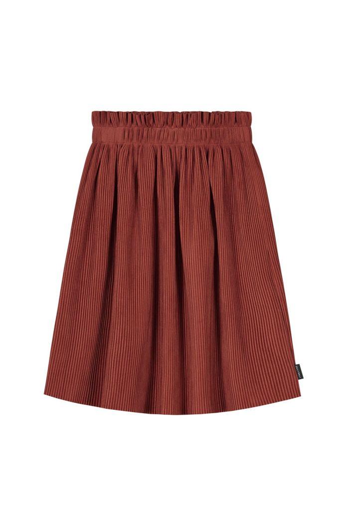 Daily Brat Nova paperbag plisse skirt rustic_1