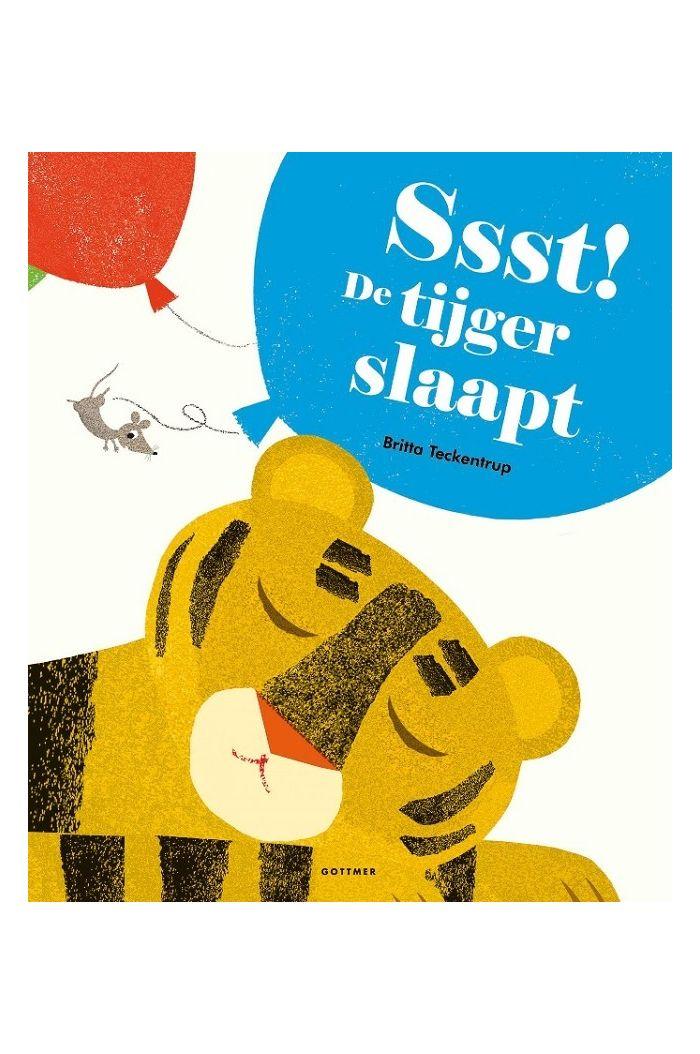 Ssst. De tijger slaapt _1