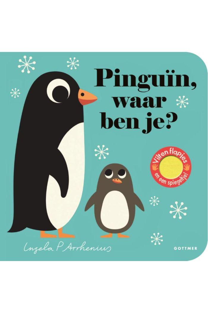 Pinguïn, waar ben je? _1