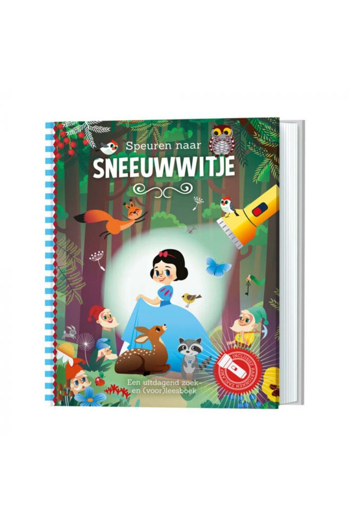 Speuren naar Sneeuwwitje _1