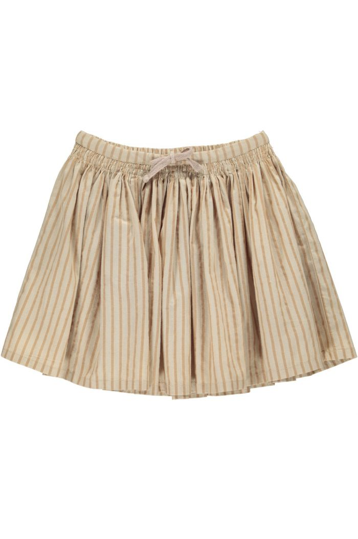 MarMar Cph Sille Skirt Light Cotton Rose Moon Stripe