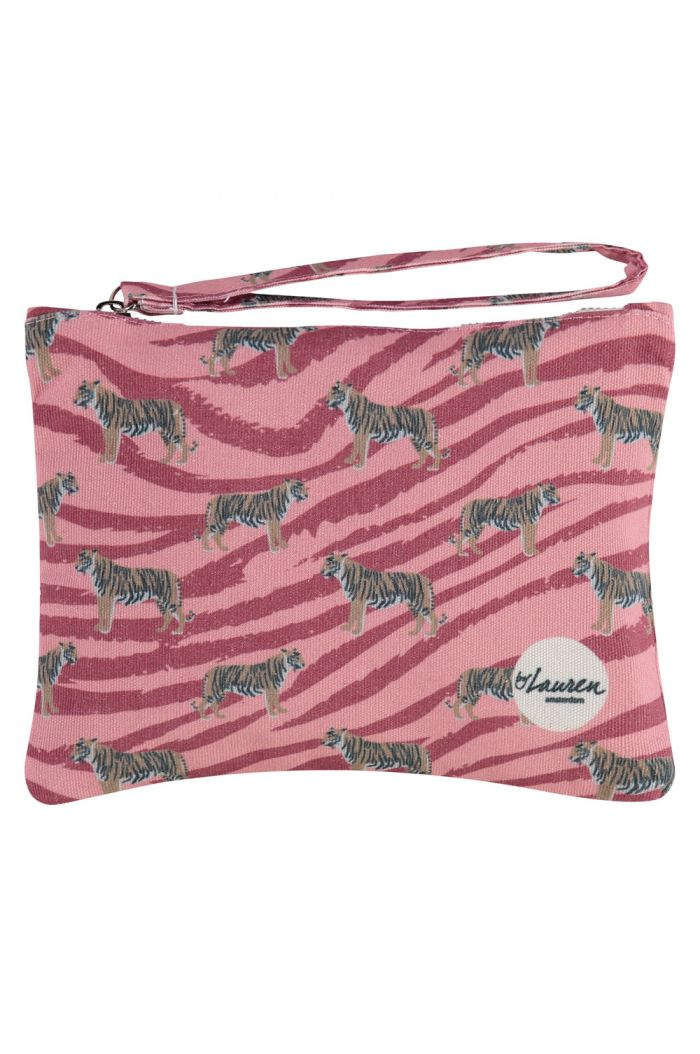by Lauren Happy Bag Small Go Get em Tiger
